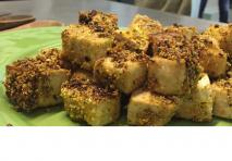 A scuola con Marco: Tofu speziato