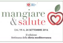 Iniziativa gratuita per la Settimana della Dieta Mediterranea